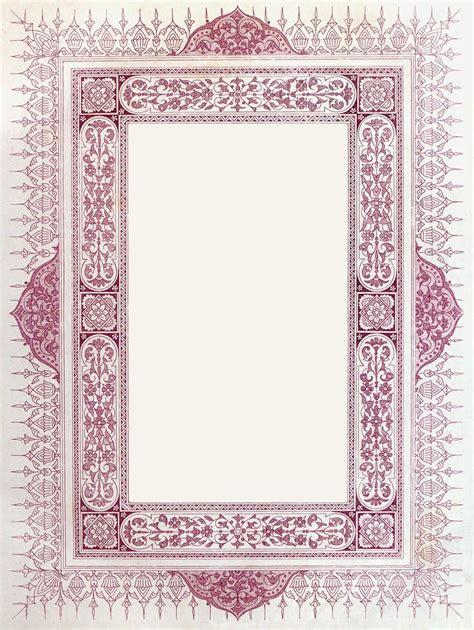 pattern writing frame 830 best ramar images on pinterest writing paper
