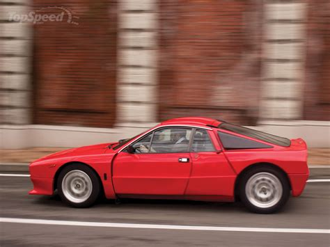 Lancia 037 Stradale 1982 Lancia 037 Stradale Picture 611938 Car Review