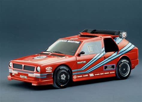 Martini Racing Lancia Gearheads And Monkeywrenches 1987 Lancia Ecv Prototype