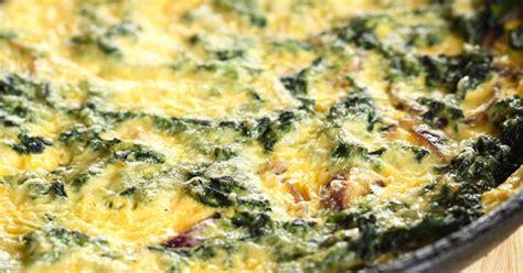 easy spinach casserole recipe living   dime