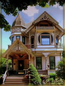 Queen Anne Victorian by Thepreppyyogini Over The Top Queen Anne Victorian