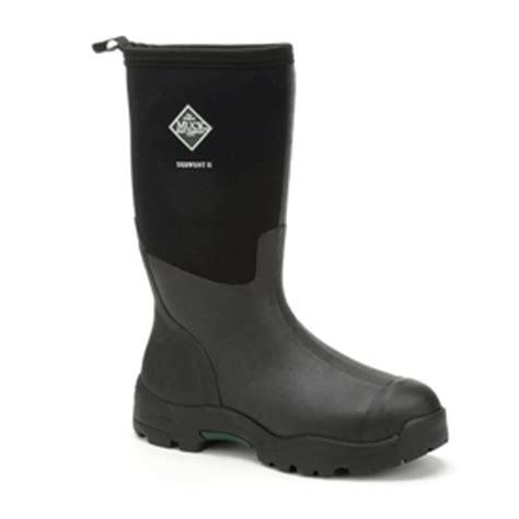 the muck boot company the muck boot company derwent ii black all purpose field