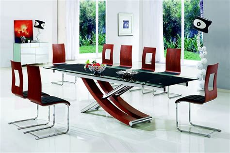 glass dining room how to choose a glass dining table dining table glass
