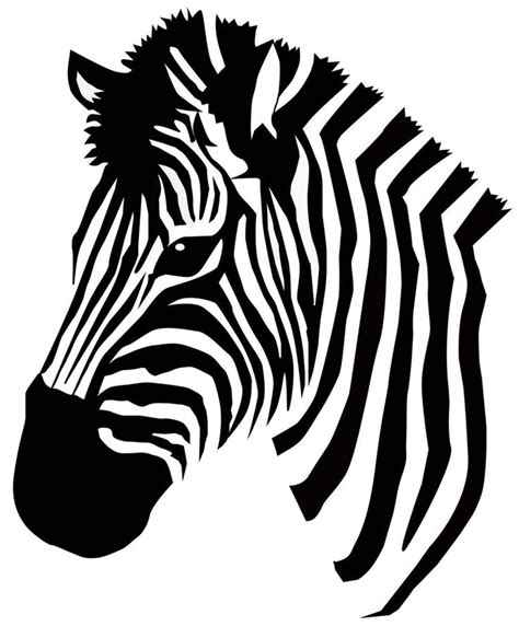 zebra face coloring page 19 best images about zebra on pinterest typography