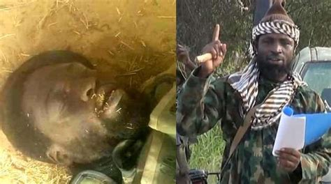 latest naija news 247 update deadly boko haram leader shekau reportedly injured in