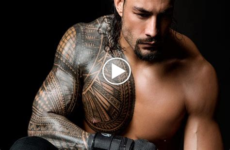 roman tribal tattoos reigns net worth 2016 reigns