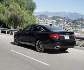 2018 chevrolet impala is more of the same but does that