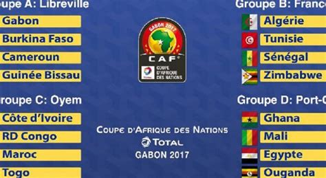 Can Calendrier Algerie Can 2017 Le Calendrier Complet Football 365