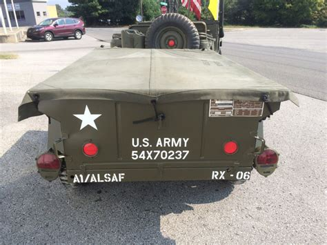 jeep trailer for sale jeep willys restore m416 military trailer for sale