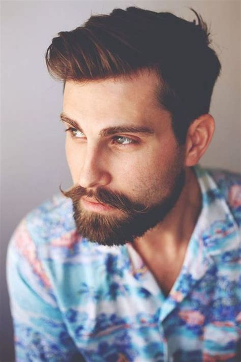 haircuts with beards 2014 new hair and beard look newhairstylesformen2014 com
