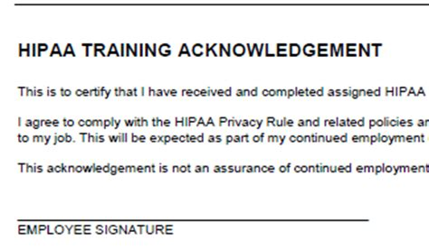 hipaa certificate template 4med professional and certifications
