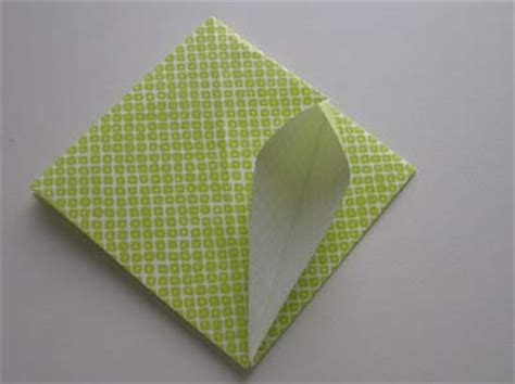 Squash Fold Origami - origami squash fold how to make an origami