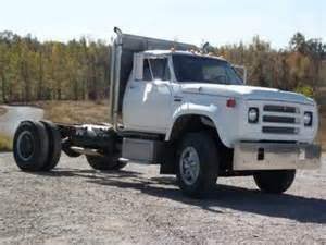 1975 dodge diesel d600 project truck gt cab and chassis