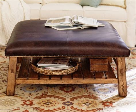 coffee table for black leather couch outstanding leather ottoman coffee table ottoman with