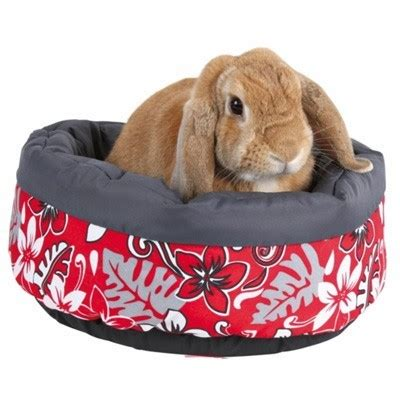 camas para cobayas trixie cama acogedora flower para conejos y cobayas