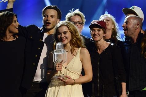 contest 2013 winner who are eurovision song contest 2013 winners results