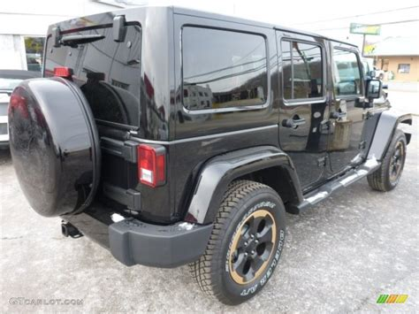 gold jeep 2014 dragon edition black gold jeep wrangler unlimited