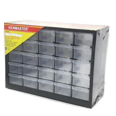 Rak Susun Kosmetik jual kenmaster rak susun drawer 25 toko dinamis