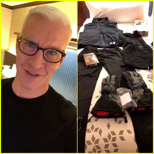 new year 2018 clothes cooper reveals his heated clothes for new year s