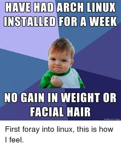 Linux Memes - 25 best memes about arch linux arch linux memes