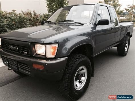 1991 Toyota 3 0 V6 1991 Toyota Tacoma For Sale In Canada