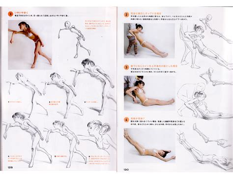 reference pose books how to draw character drawing weakness poses