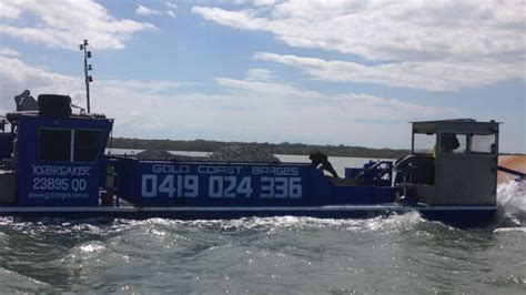 boat salvage gold coast our projects