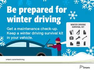 For winter driving subtitle get a maintenance check up keep a winter