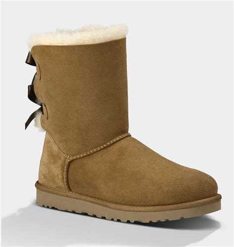 ugg boots for ugg australia boots bailey bow chestnut fredericks cleveleys
