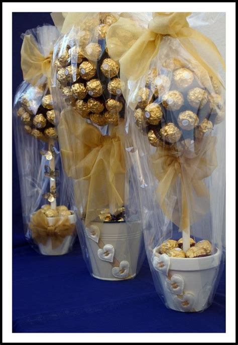 diy ferrero rocher tree arbre ferrero rocher no 235 l sweet trees ferrero rocher and trees