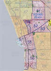 redondo california map redondo california real estate map