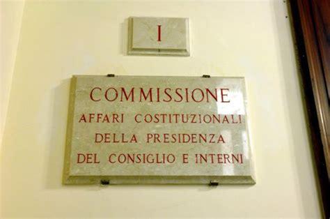componenti dei deputati legge elettorale ritirato il testo base in commissione