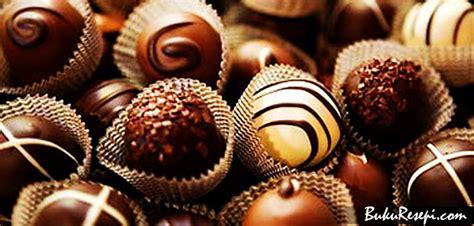 coklat homemade bukuresepicom