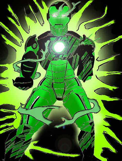 green lantern colors iron green lantern color by midlfinger on deviantart