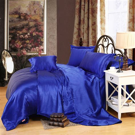 royal blue bed set online get cheap royal blue comforter aliexpress com