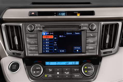 Toyota Rav4 Stereo 2015 Toyota Rav4 Radio Interior Photo Automotive
