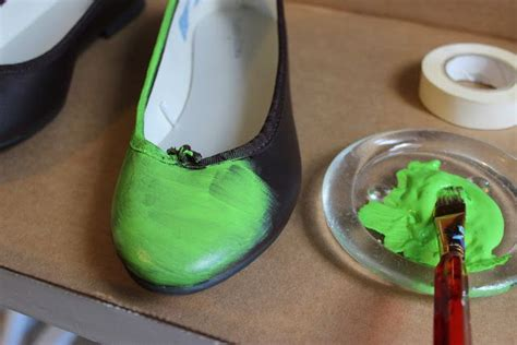 diy tinkerbell shoes 63 best diy tinker bell costume ideas images on