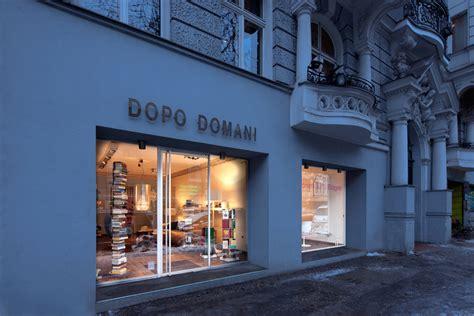 libreria il domani libreria extendo al dopo domani design store di berlino