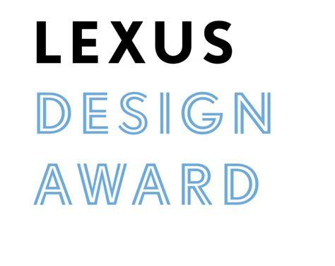 dc design contest 2015 appel 224 projet lexus design award 2015