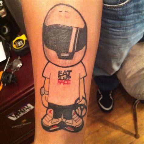 jdm tattoos eat sleep race by zero1er on deviantart