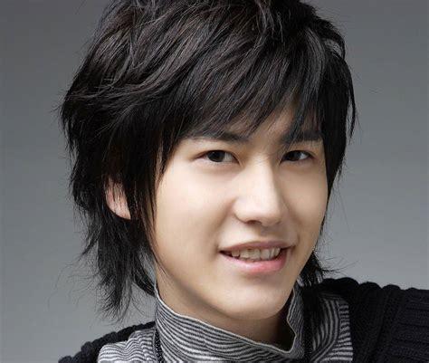 junior boy hairstyles korean hairstyles kyuhyun super junior korean