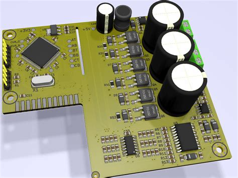 pcb layout engineer job description is this noise in current lifier feedback because of my