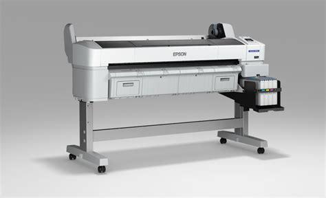 Printer Epson F6070 epson surecolor f6070 dye sublimation printer media one