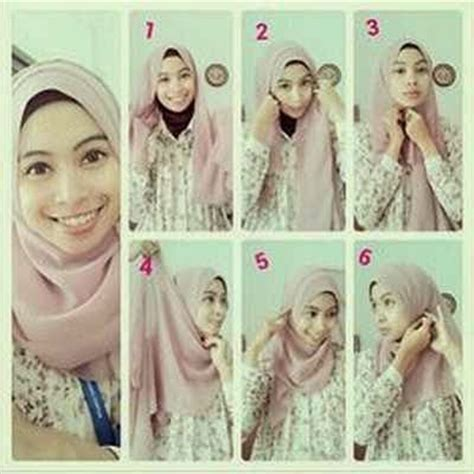 tutorial hijab simple tapi cantik 10 tutorial hijab paris simpel elegan kekinian terbaru 2017