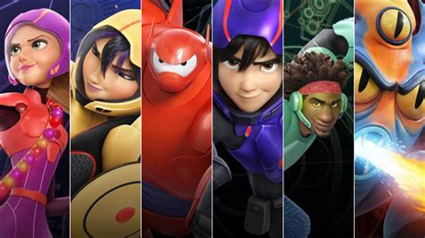 film disney recent upcoming disney film big hero 6 gets its own game called