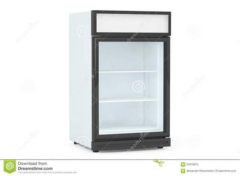 drink fridge with glass door fridge drink with glass door stock photo image 55919812