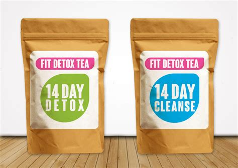 14 Day Detox by 14 Day Detox Pack From Fitdetoxtea Favorites