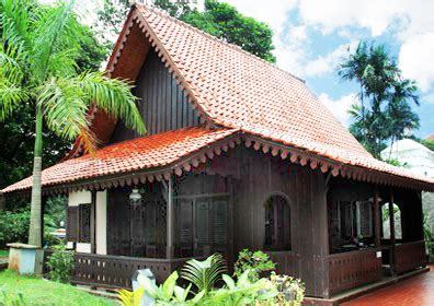 keunikan rumah adat tradisional kebaya betawi dki jakarta