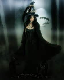 pictures of witch beautiful witch by cindysart on deviantart