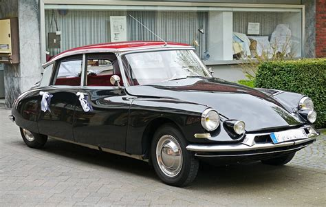 Citroen Ds19 by Photo Gratuite Citroen Ds19 Voiture De Mariage Image